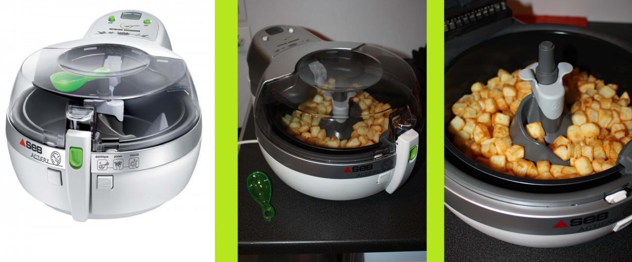 Comment faire des frites savoureuses avec juste une cuill re d huile - Comment couper la faim sans manger ...
